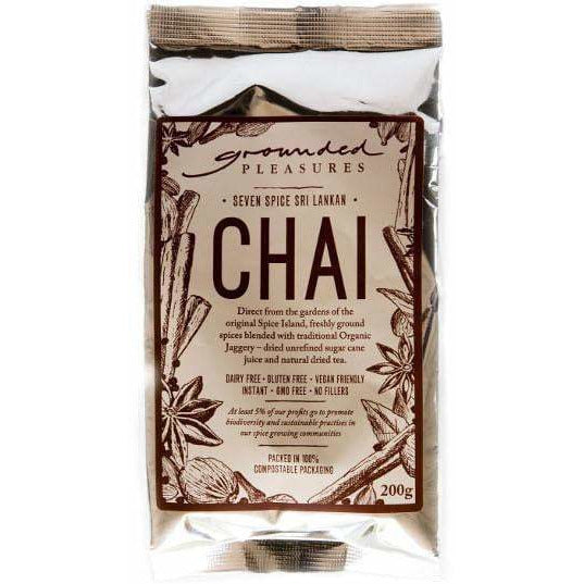 Grounded Pleasures 7 Spice Sri Lankan Chai 200g