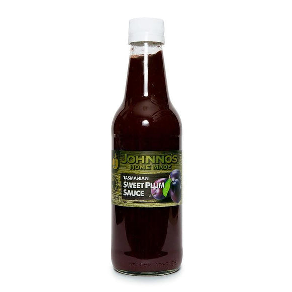Johnno's Sweet Plum Sauce 330ml