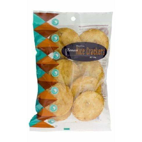Spiral Foods Tamari Rice Crackers 65g