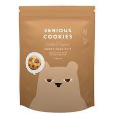 Serious Cookies Choc Chip Chewy 170g