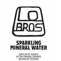 Lo Bros Sparkling Mineral Water 750ml