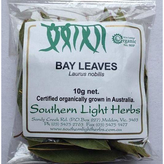 Organic Bay Leaves 8g