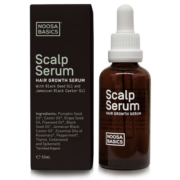 Noosa Basics Scalp Serum 50ml