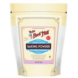 Bob's Red Mill Double Acting Baking Powder (No aluminium added) 397g