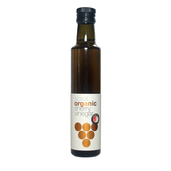 Spiral Foods Organic Sherry Vinegar 250ml