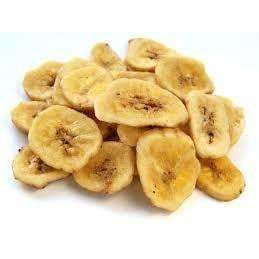 My Organics Banana Chips 300g