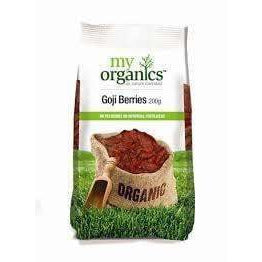 My Organics Goji Berries 200g