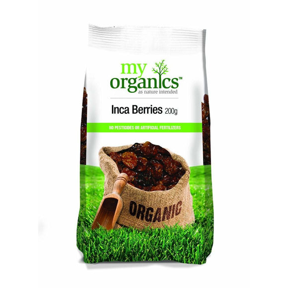 My Organics Golden (inca) Berries 200g
