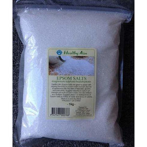 Healthy Aim Epsom Salts 1kg