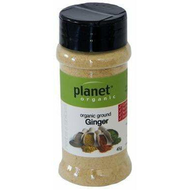 Organic Ginger Ground 45g