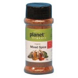 Organic Mixed Spice 50g