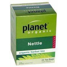 Planet Organic Nettle 25 Tea Bags