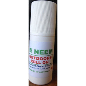 Neem Outdoors Insect Repellant Roll On 50g