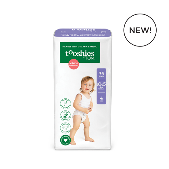 Tooshies by TOM Toddler 36 pack