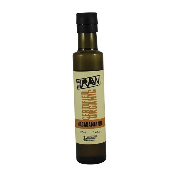 Every Bit Organic Macadamia Oil 250ml