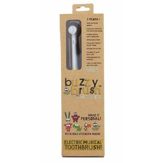 Jack N' Jill Electric Music Toothbrush