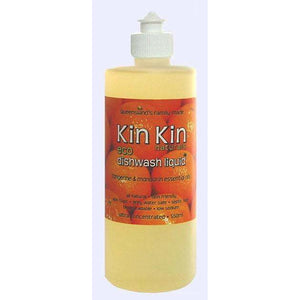 Kin Kin Eco Dishwashing Liquid Tangerine & Mandarin 550ml