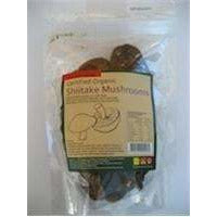 Nutritionist Choice Organic Shiitake Mushrooms 45g