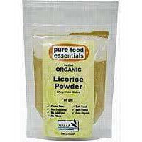 Organic Licorice Powder 60g