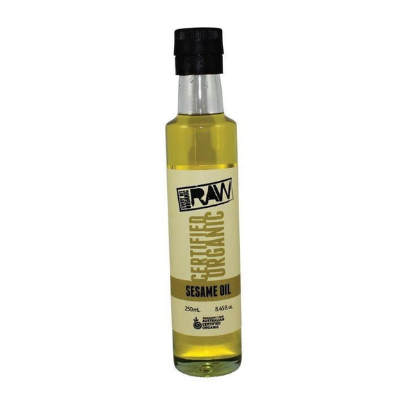 Every Bit Organic Sesame Oil 250ml