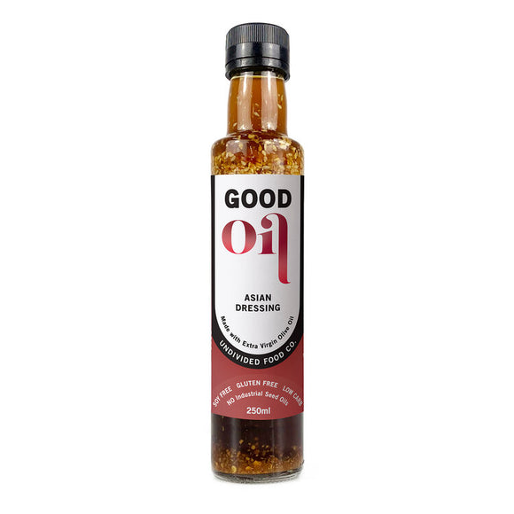 Good Oil Salad Dressing Asian 250ml