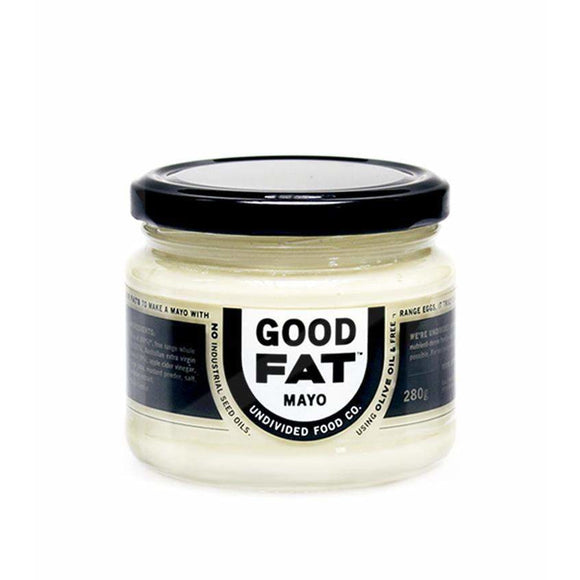 Undivided Food Co. Good Fat Mayo 280g