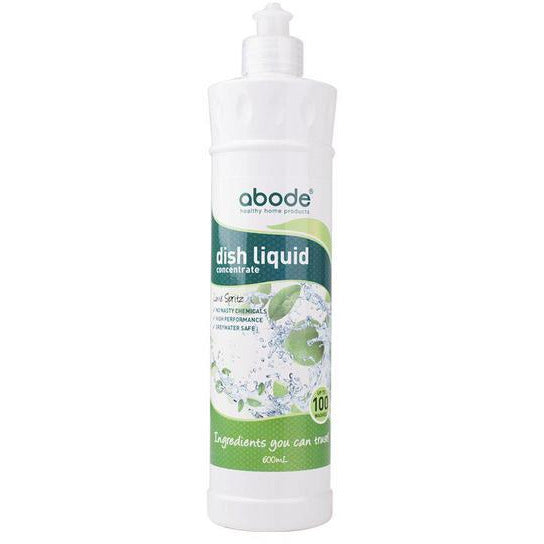 Abode Natural Dishwashing Lime 600ml