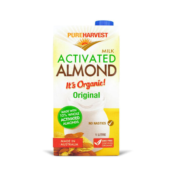 Pure Harvest Activated Original Almond Milk