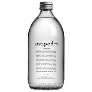 Antipodes Sparkling Water - 500ml