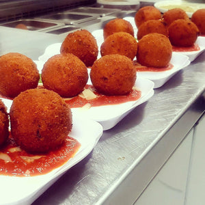 Pizzieria Adamo Homemade Arancini Balls - select option