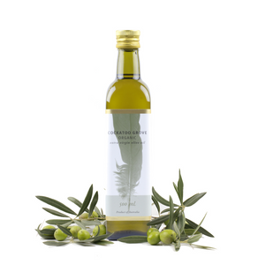 Cockatoo Grove Organic Extra Virgin Olive Oil 500ml