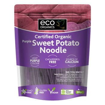 Eco Organics Sweet Potato Purple Noodles 200g