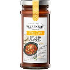 Beerenberg Spanish Chicken Slow Cook Sauce  240ml