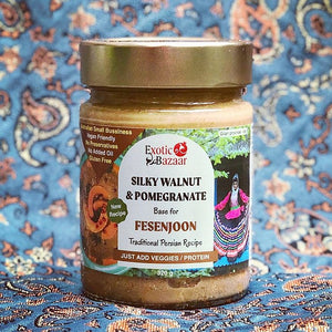 Fesenjoon Silky walnut & Pomegranate Cooking Sauce - 320g