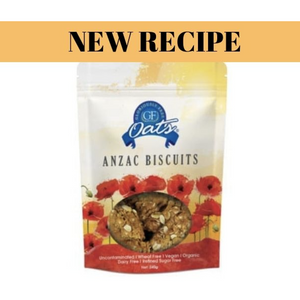 Gloriously Free GF Anzac Cookies 240g (vegan)