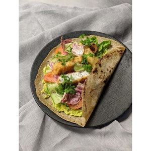 GF Precinct Buckwheat & Chia Wraps -  260g / 4 pack (contains xantham gum)
