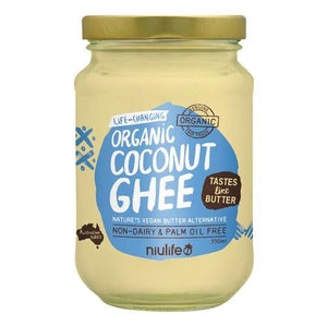 Niulife Organic Coconut Ghee 350ml
