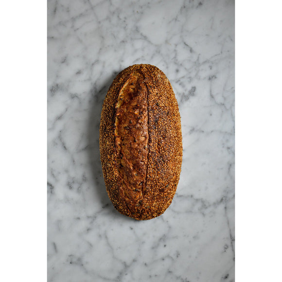 Zeally Bay Sourdough Seed & Sprout Open Bread 700g