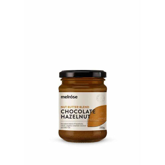 Melrose Nut Butter Blend Chocolate Hazelnut 250g