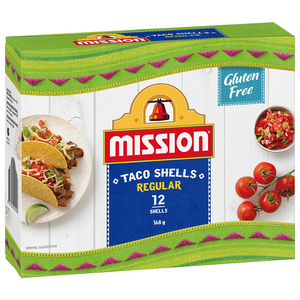 Mission Taco Regular - 168g