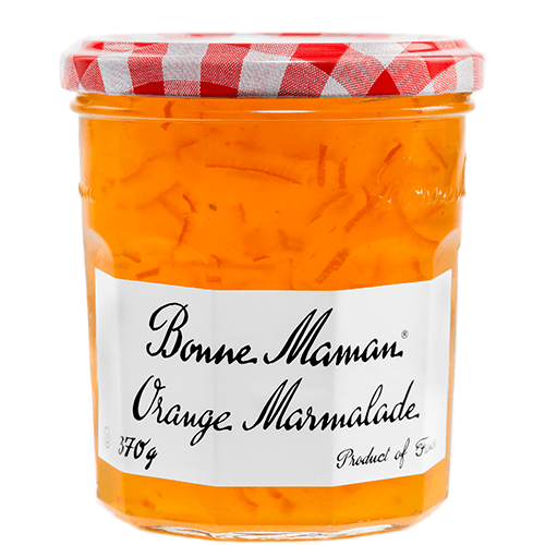 Bonne Maman Orange Marmalade Jam - 370g