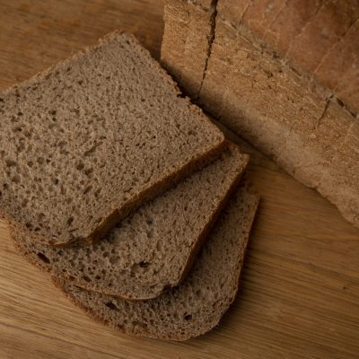 Organic Wholegrain  Rye Bread - Sliced 700g