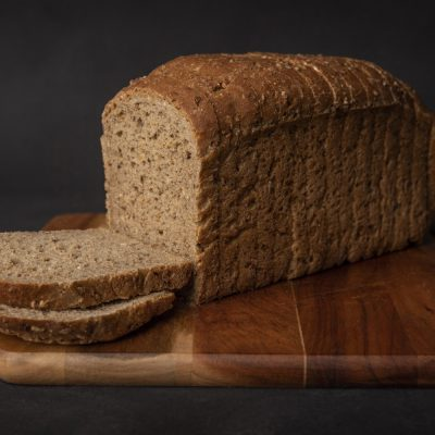Organic Wholegrain Rye Multigrain Bread - 700g
