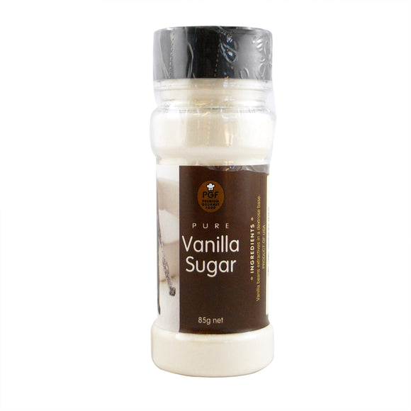 Chef's Choice Organic Vanilla Bean Sugar- 85g