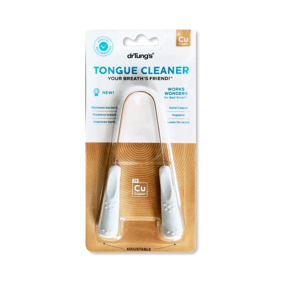 Dr Tung Copper Tongue Cleaner