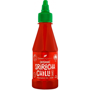 Ceres Organic SRIRACHA Chilli Sauce 250ml (CONTAINS XANTHAN GUM)