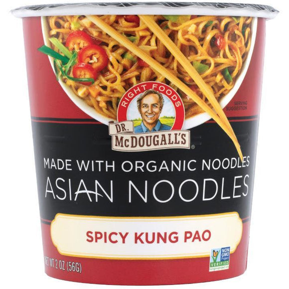 Dr McDougall's Asian Spicy Kung Pao Noodles 58g