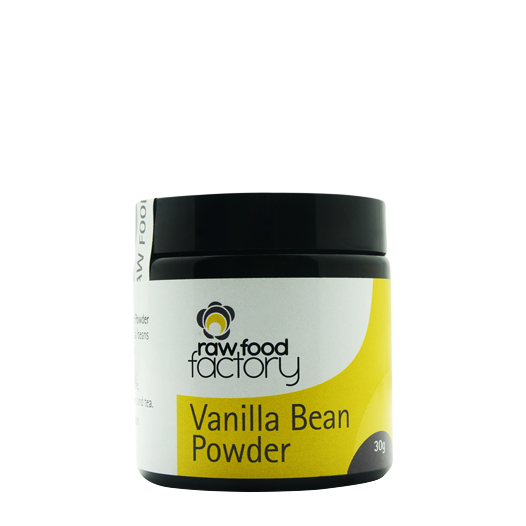 Raw Food Factory Vanilla Powder - 30g