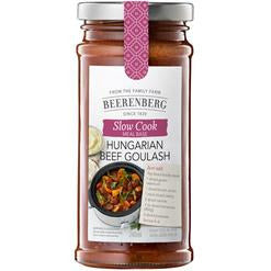 Beerenberg Hungarian Beef Goulash Slow Cook Sauce  240ml