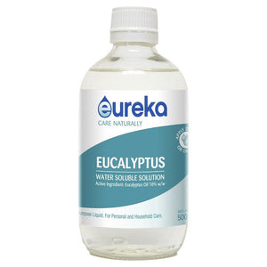 Eureka Eucalyptus Water Soluble Solution 500ml